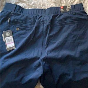 Brand New Blue UA Shorts